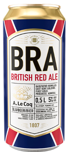 British Red Ale